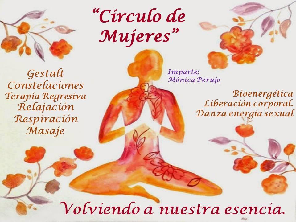 """Charla -presentación del taller """"círculo de mujeres"""" día 4 de octubre"""